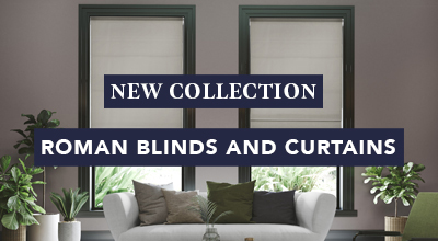 New Roman Blinds and Curtains Collection