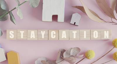 Staycation, how to make the most of your home this summer