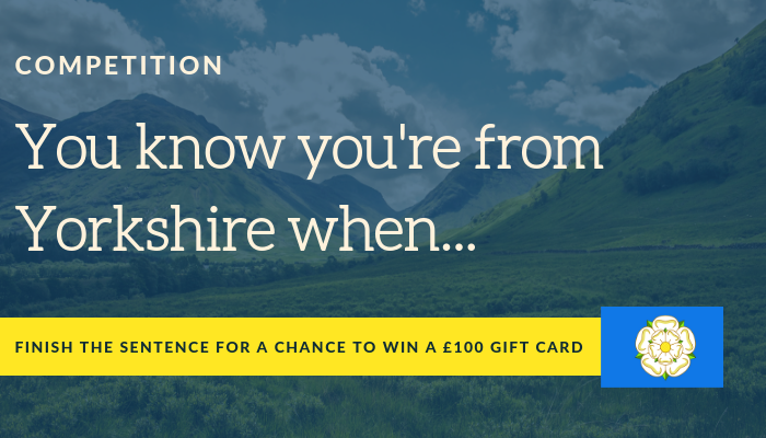 Yorkshire Day - Competition