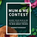 Enter Our Mother's Day Photo Contest for A Chance to Win
