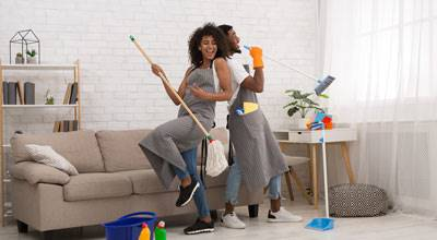 Freshen up your home for the Spring