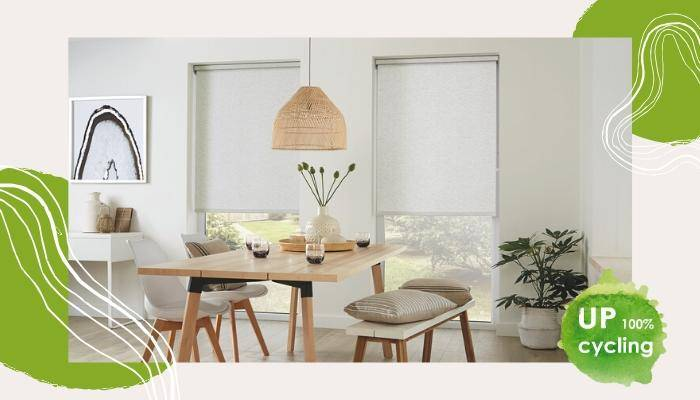 Eco Friendly Blinds – 3 ways to style your windows in a more sustainable way