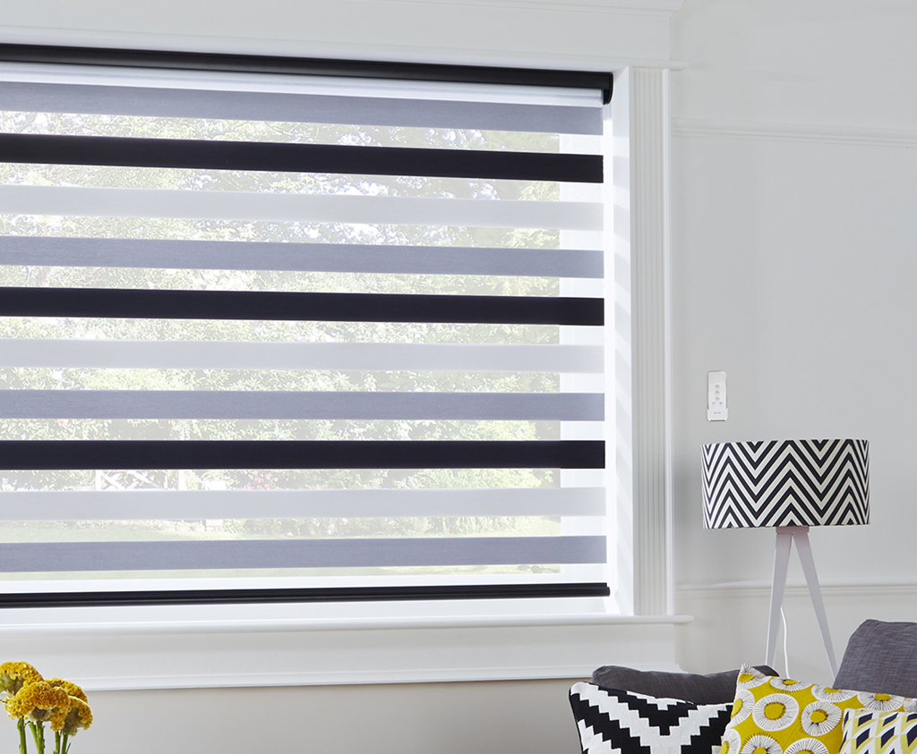 Electric blinds by Direct Blinds
