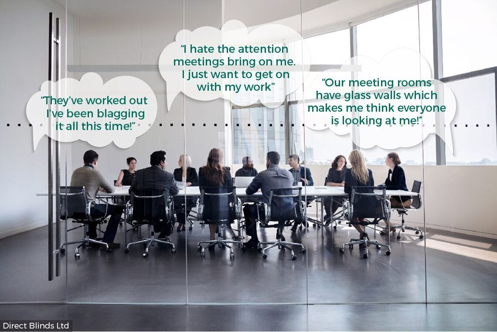Work Meeting Anxiety is On the Rise: Direct Blinds Investigates