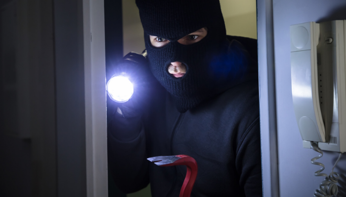 Home Security at Christmas | Keep Your Home Safe | Swift Direct Blinds