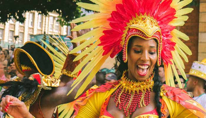 Bring Notting Hill Carnival to Your Home