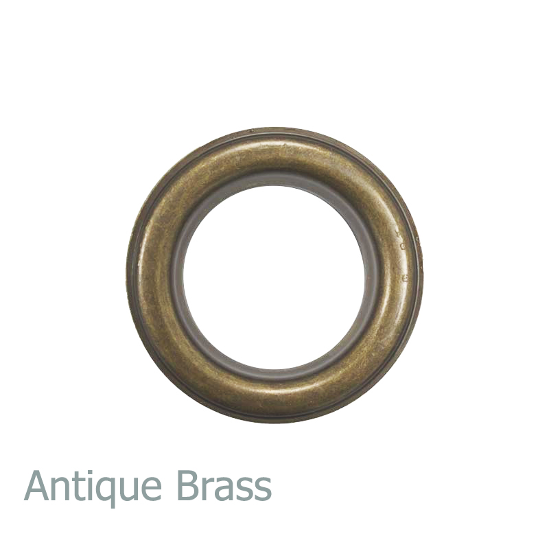 10. Antique Brass Eyelet