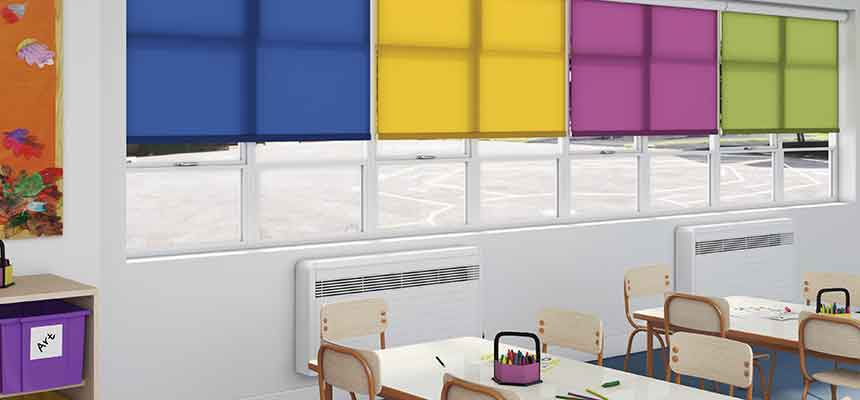 Blinds for Schools, Colleges and Universities