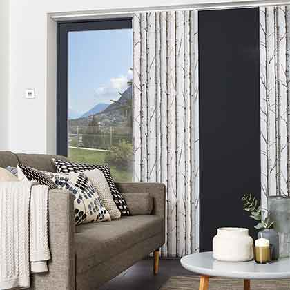 Large Patio and Sliding Door Blinds