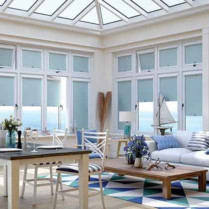 Fitting Conservatory Blinds