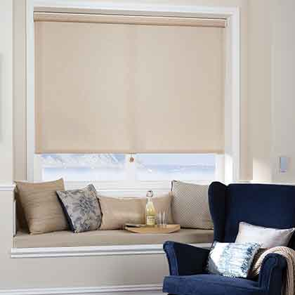 Fitting Electric Roller Blinds