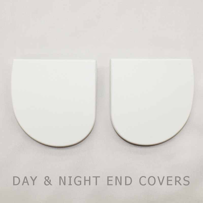 Day and Night End Covers