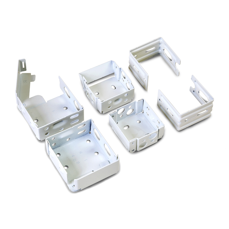 3. Metal universal fixing brackets supplied