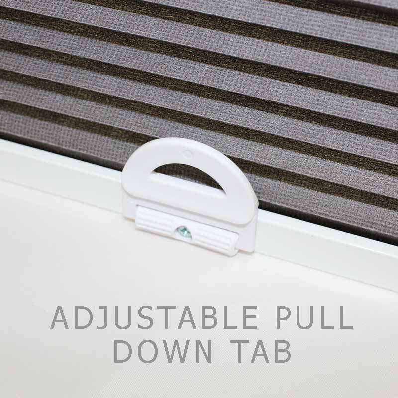 Neat Fit Pull Down Tab