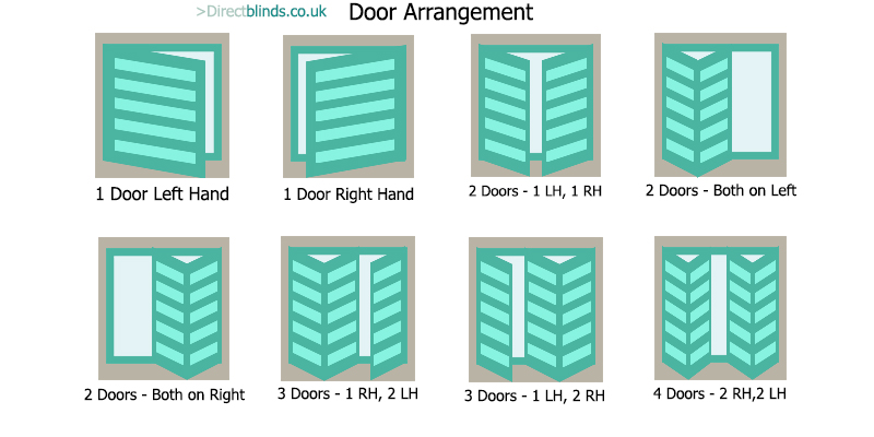 Door Arrangement Shutters