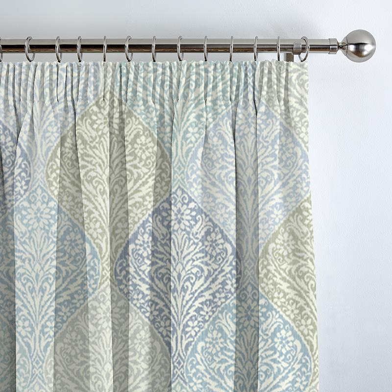 Bosworth Chambray Curtain Direct Blinds