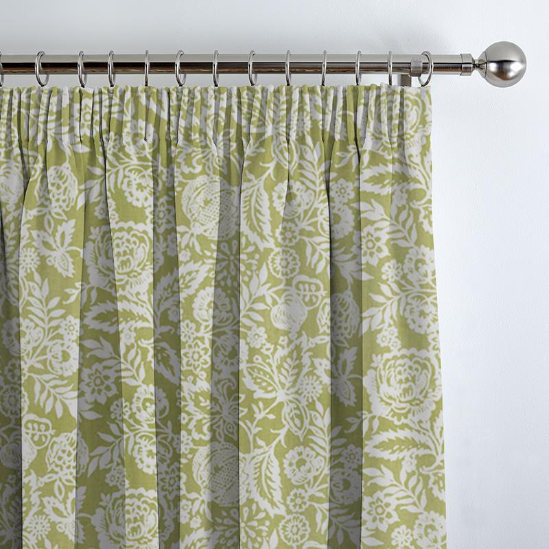 Polly Sage Curtain Direct Blinds