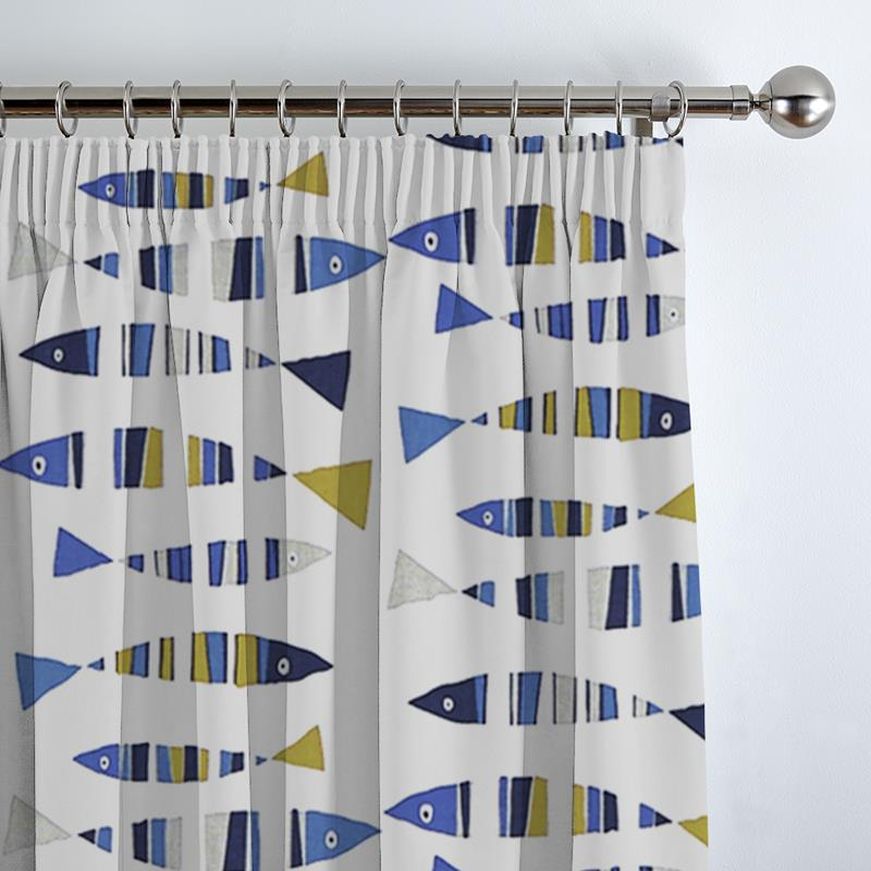 Sardines Colonial Curtain Direct Blinds