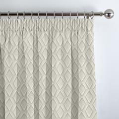 Curtains Asteroid Ivory