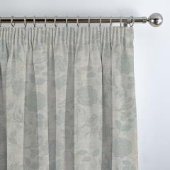 Curtains Bird Garden Duckegg