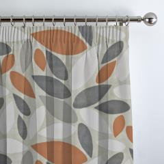 Curtains Pimlico Mango