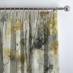 Curtains Silver Birch Shadow