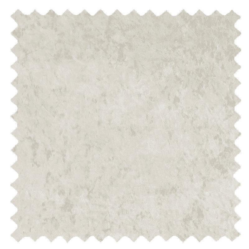 Crushed Velvet White