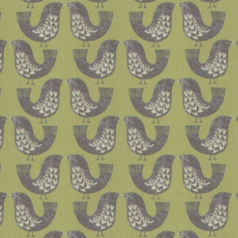 Scandi Birds Kiwi swatch