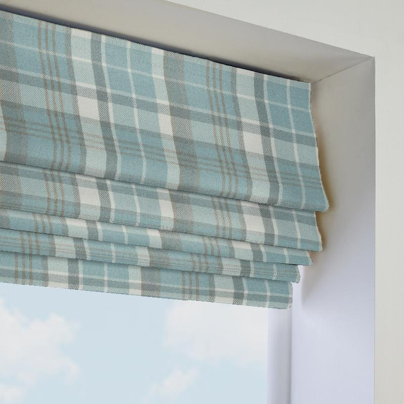 Kilbride Duckegg Roman Blind Direct Blinds
