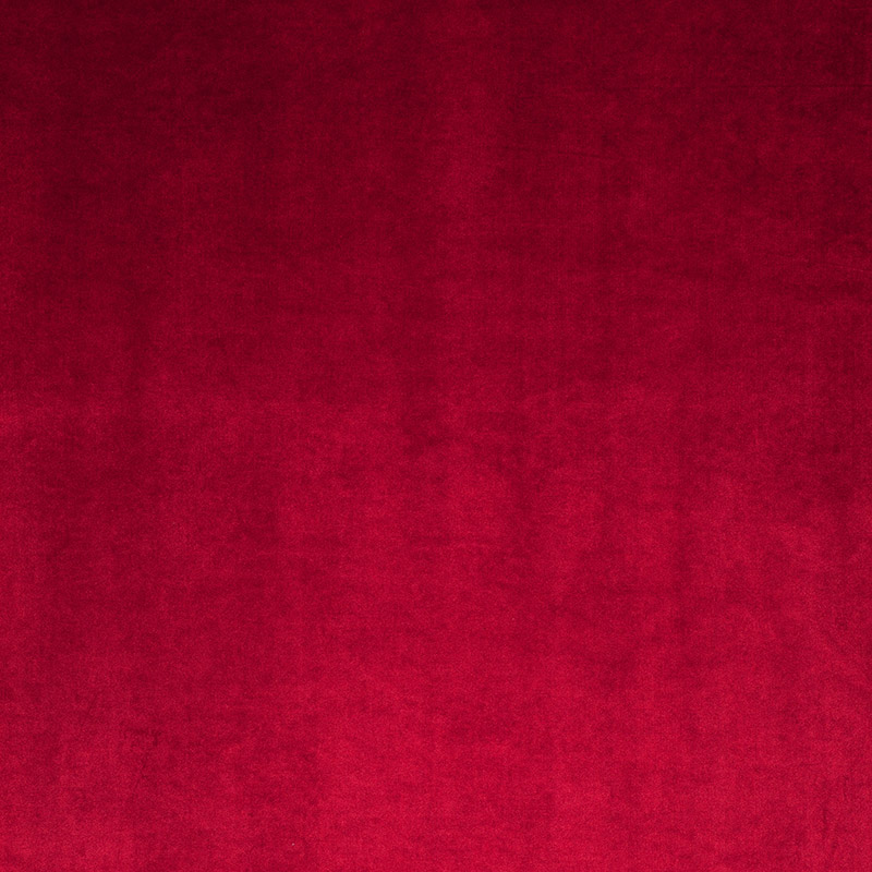 Velour Red