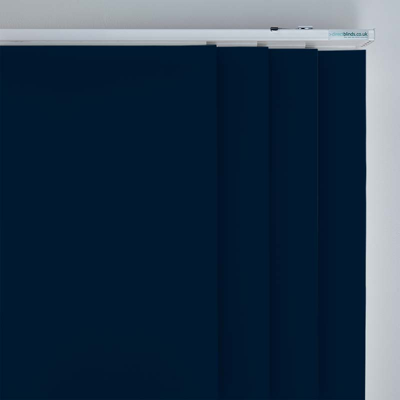 Bermuda Plain Navy Blue