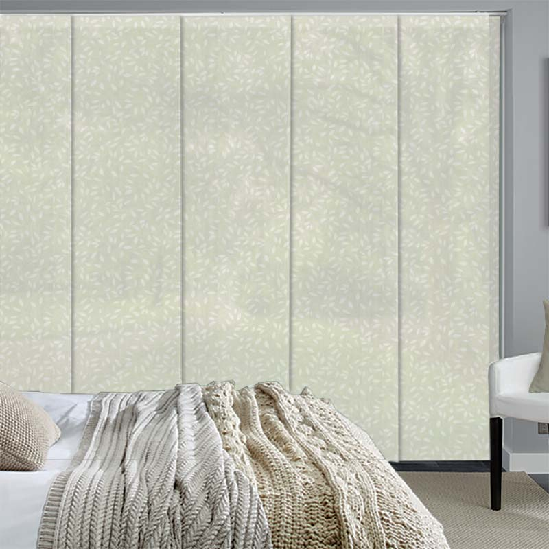 Chatsworth Cream Panel Blind Direct Blinds