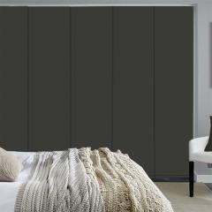 Bermuda Plain Dark Grey swatch