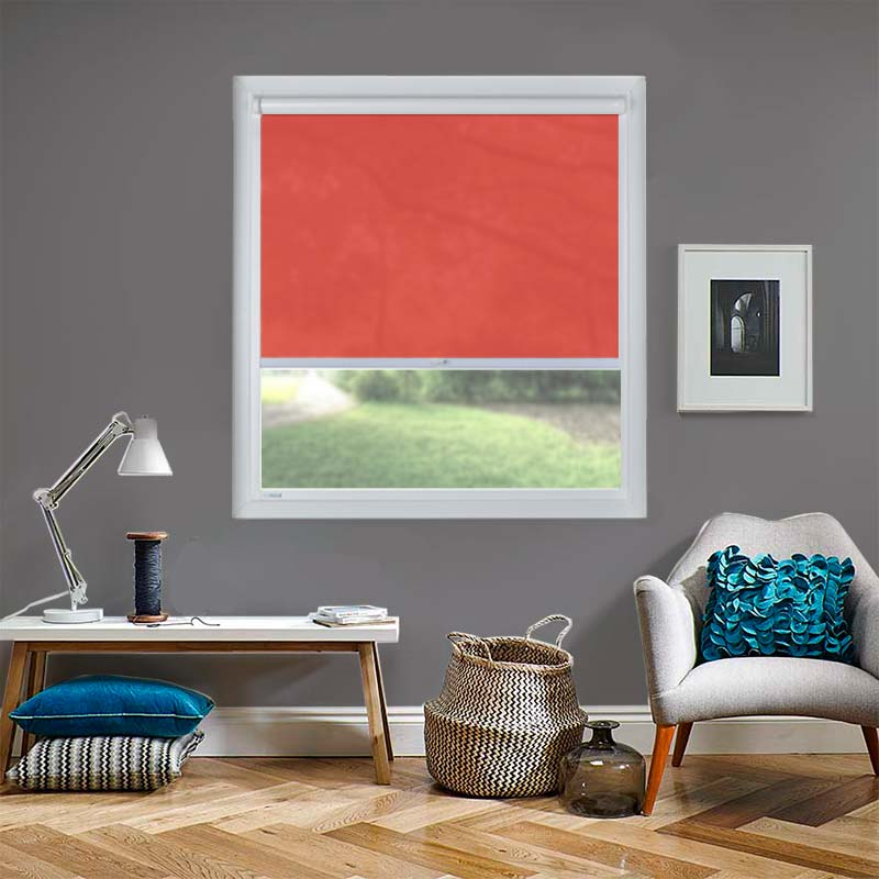 Bermuda Plain Red swatch