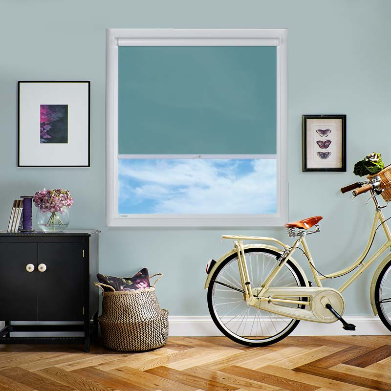 Carnival 15 Scuba Perfect Fit Roller Blind Direct Blinds