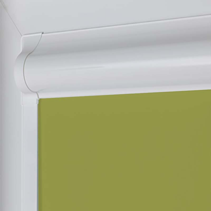Unilux PVC Blackout Lime