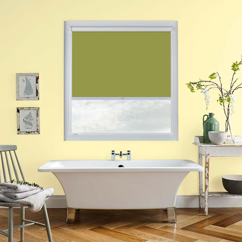 Unilux PVC Blackout Lime swatch