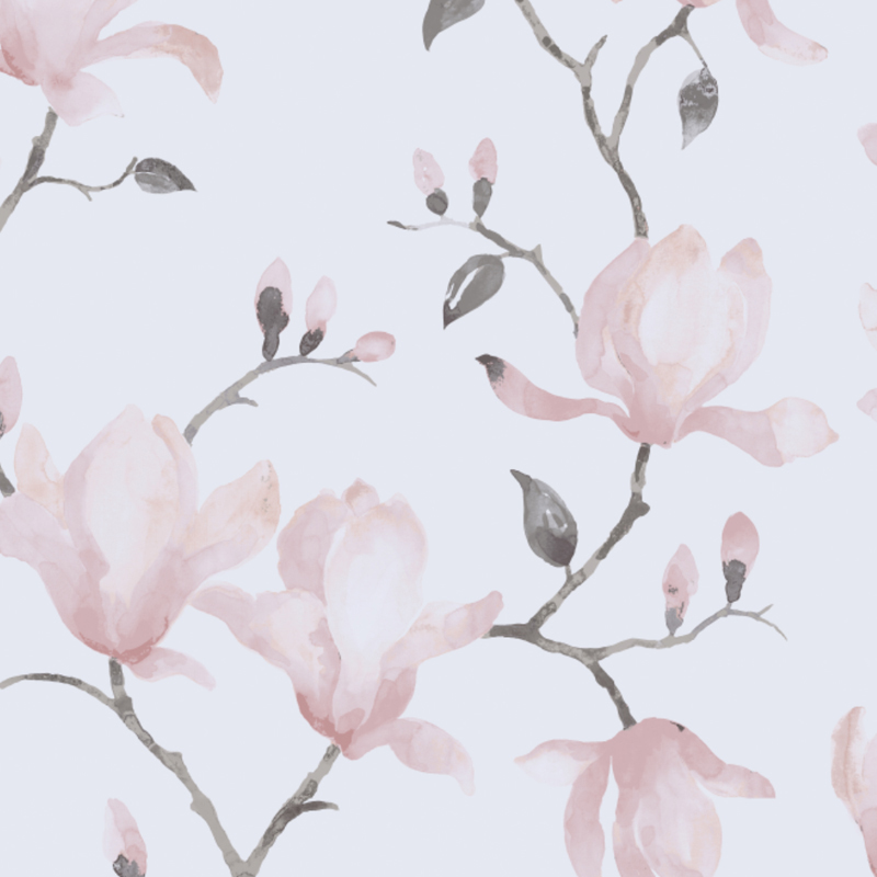Magnolia Blackout Rosa