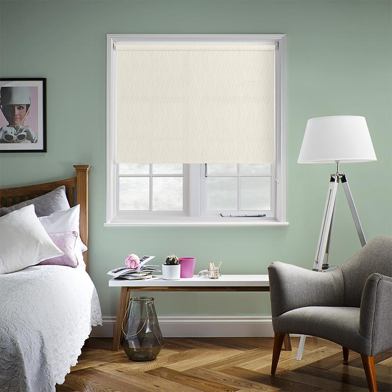 Legacy Ivory Roller Blind Direct Blinds