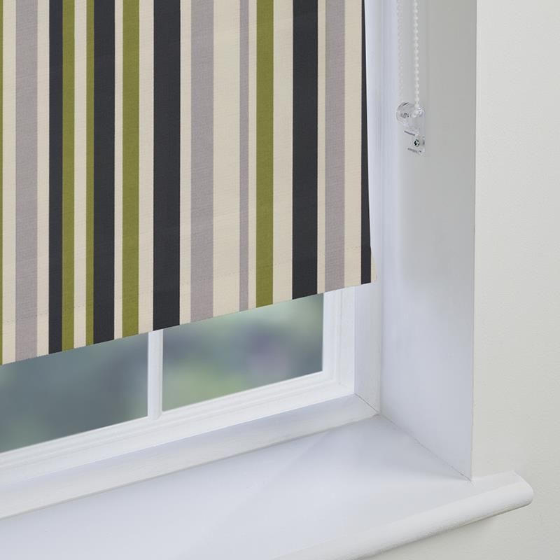 Spectrum Lime Roller Blind Direct Blinds