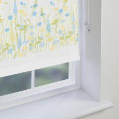Electric Roller Blinds Country Garden Spring Glade