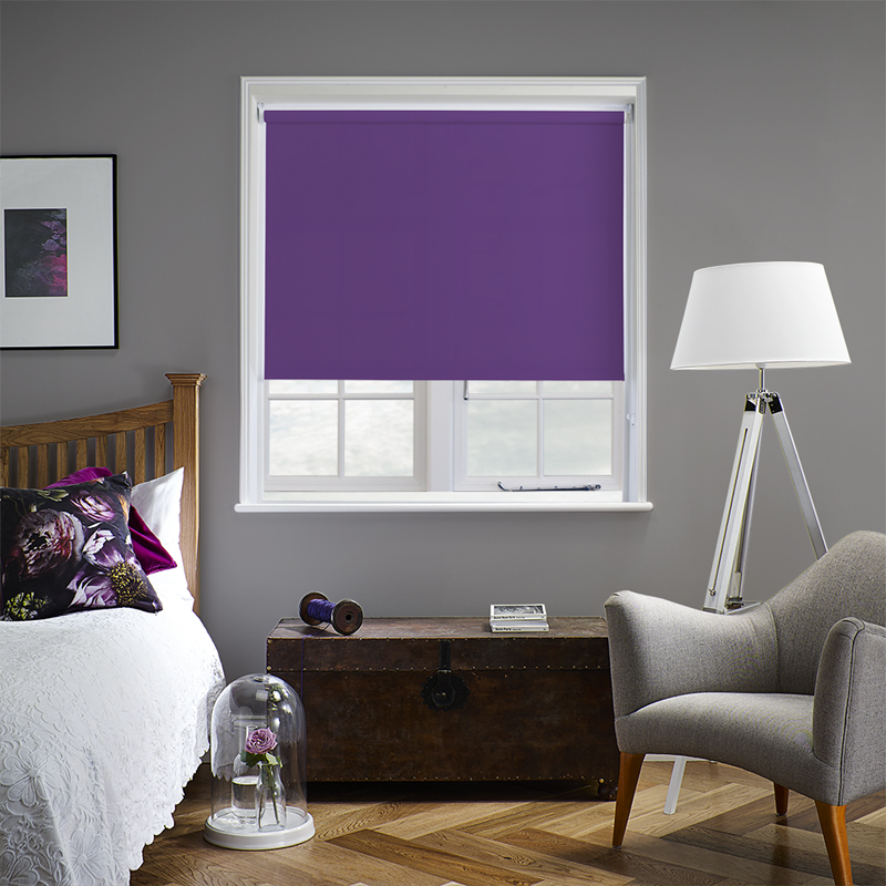 Vitra Blackout Pout Purple