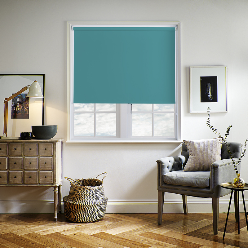 Vitra Blackout Teal swatch