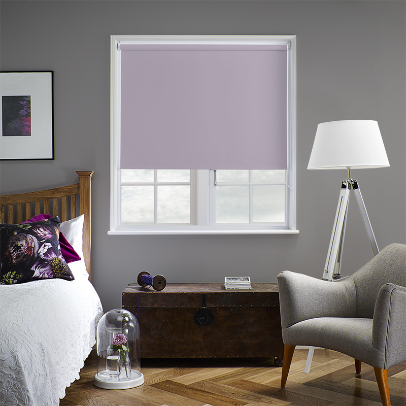 Vitra Blackout Violet swatch