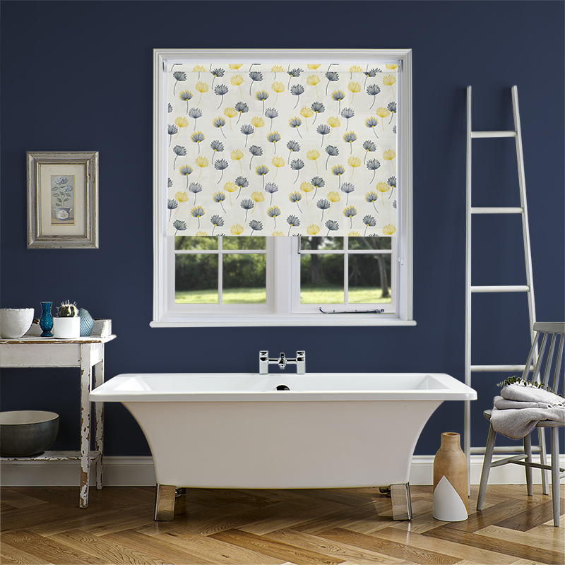 Bathroom Blinds Made To Measure Roller Blinds For The Bathroom