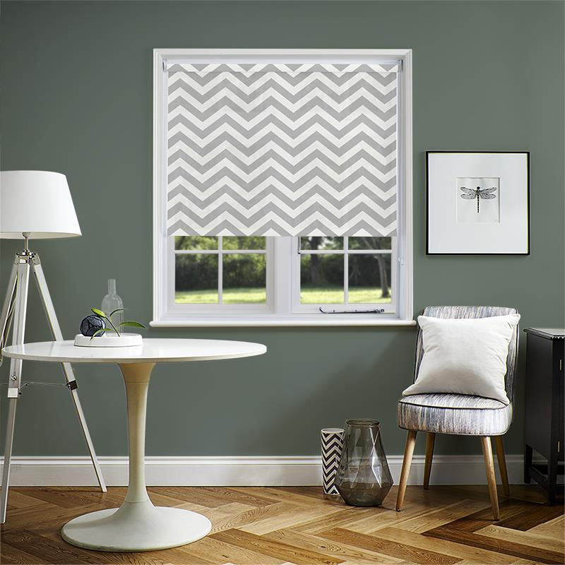 Mezza Gris Roller Blind Direct Blinds