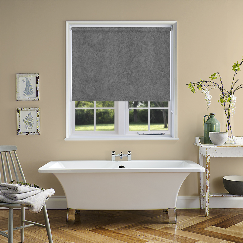 Toro PVC Blackout Pewter swatch