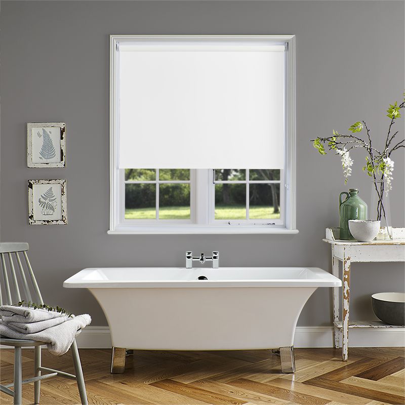 Unilux PVC Blackout White swatch