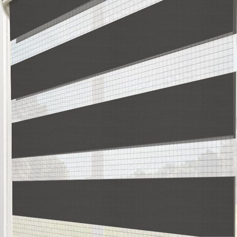Capri Vision Grey Roller Blind Direct Blinds