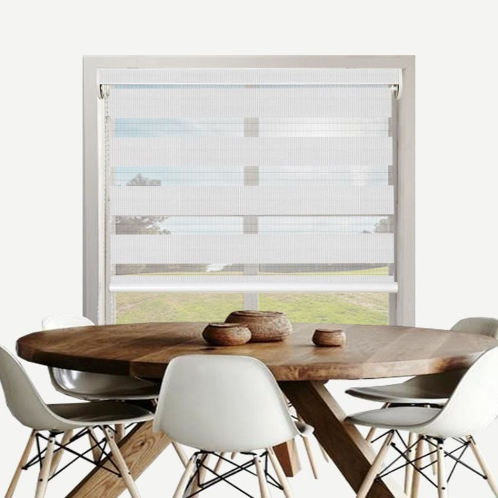 Capri Vision Ice Roller Blind Direct Blinds